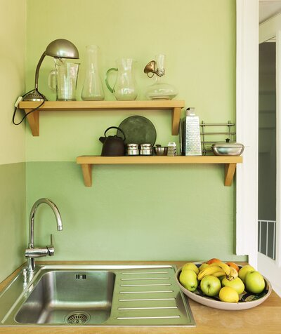 How to Spruce Up Your Rental Kitchen | Real Simple