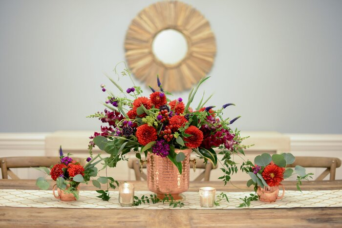 10 Thanksgiving Flower Arrangement Ideas From the Pros | Real Simple