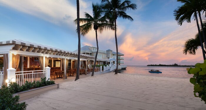 The pier house resort caribbean spa key west