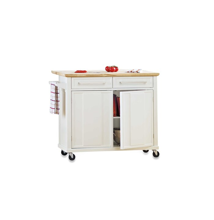 6 Portable Kitchen Islands | Real Simple