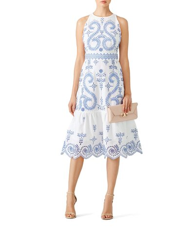 Beautiful Spring Wedding Guest Dresses To Rent