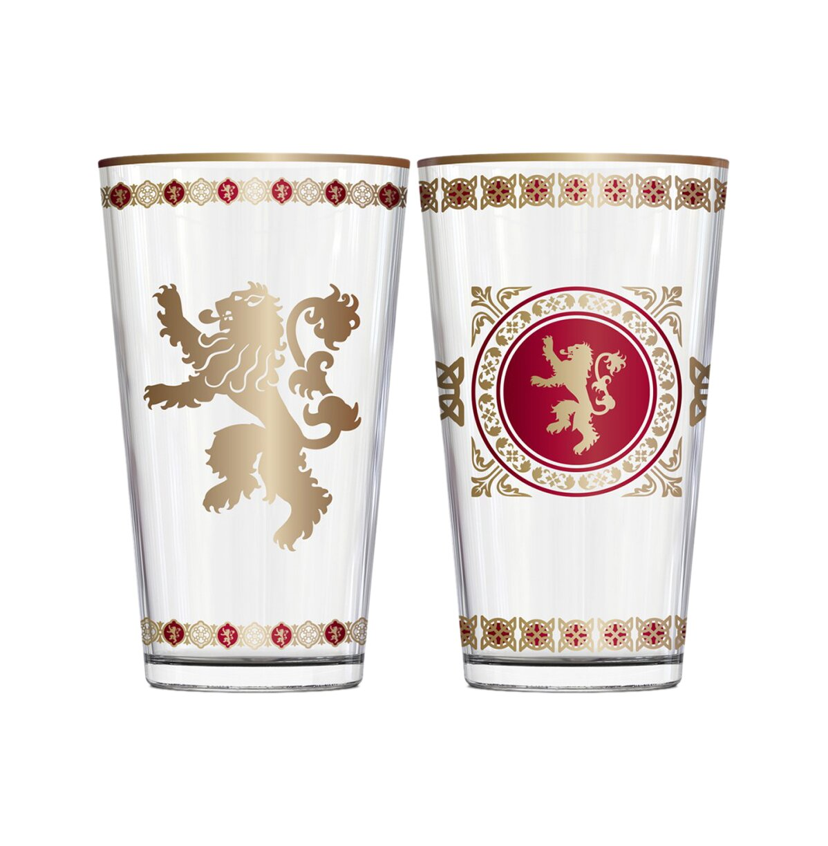 Game Of Thrones Pub Glasses