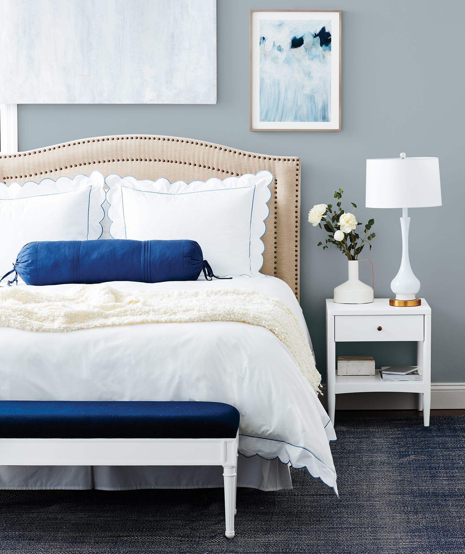 How To Design Your Bedroom For A Better Night S Sleep Real Simple