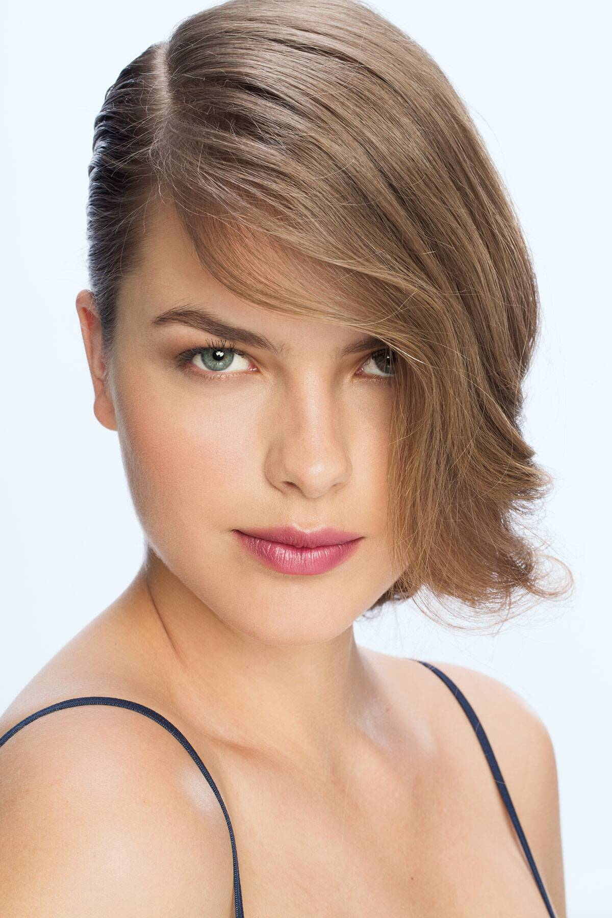 5 Fresh Ways To Part Your Hair Real Simple