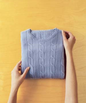 The Best Way To Store Sweaters Real Simple