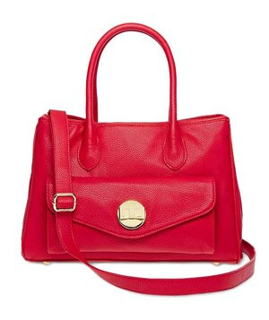 Lulu By Guinness Spot On Satchel