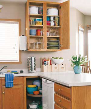 How To Organize Your Kitchen Real Simple