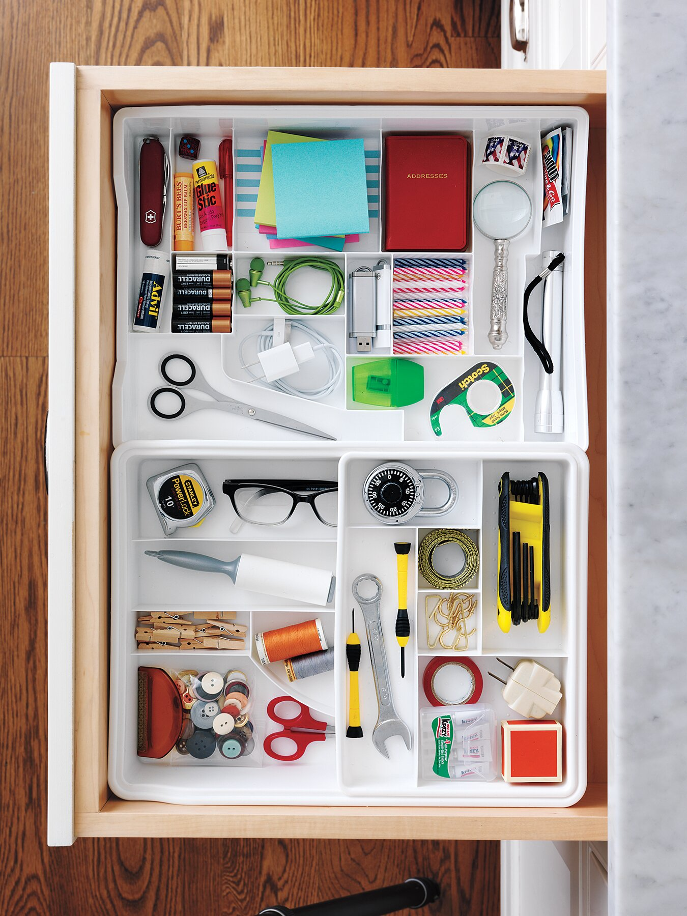 Junk Drawer No More