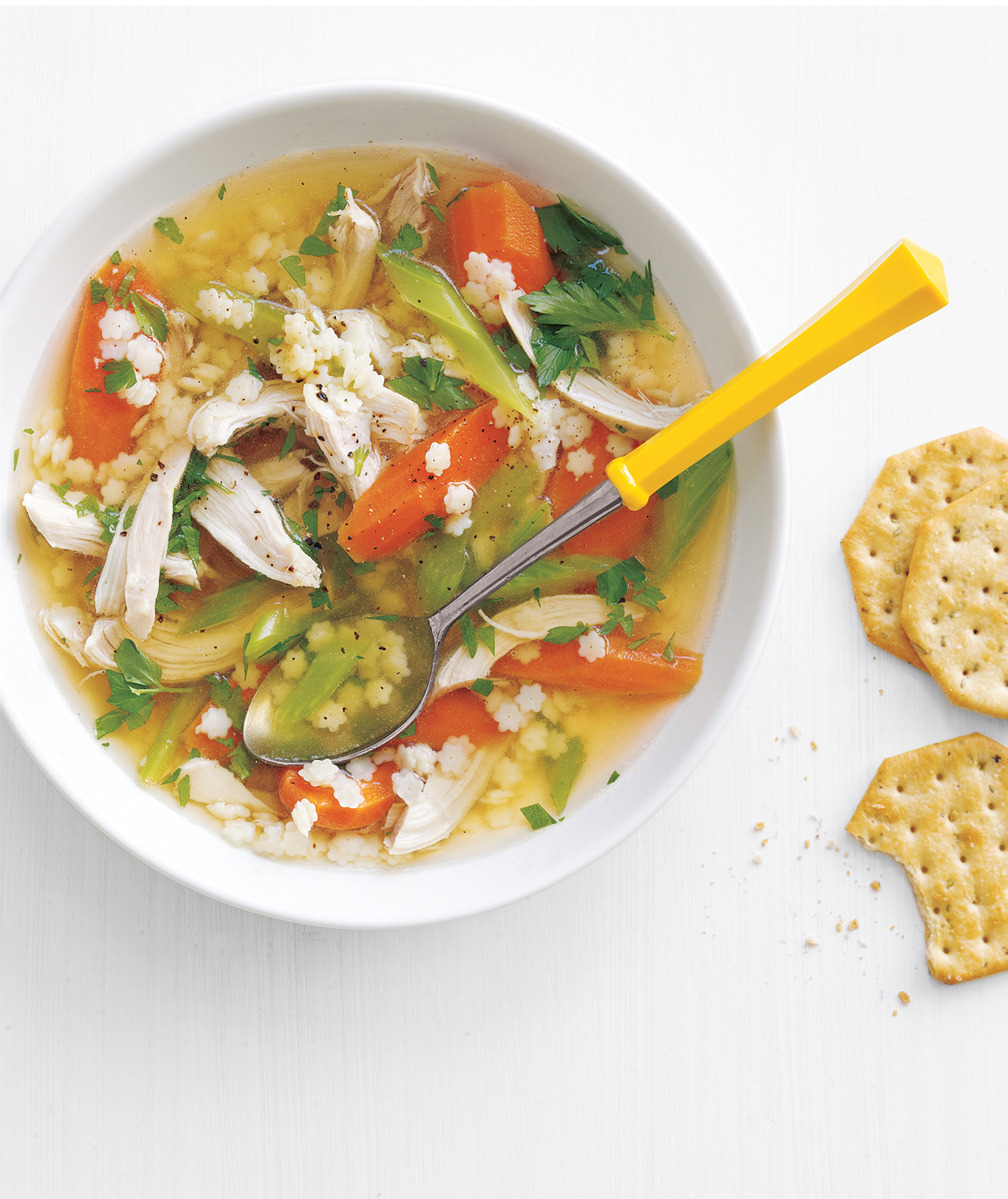 6 Easy Chicken Soup Recipes Real Simple