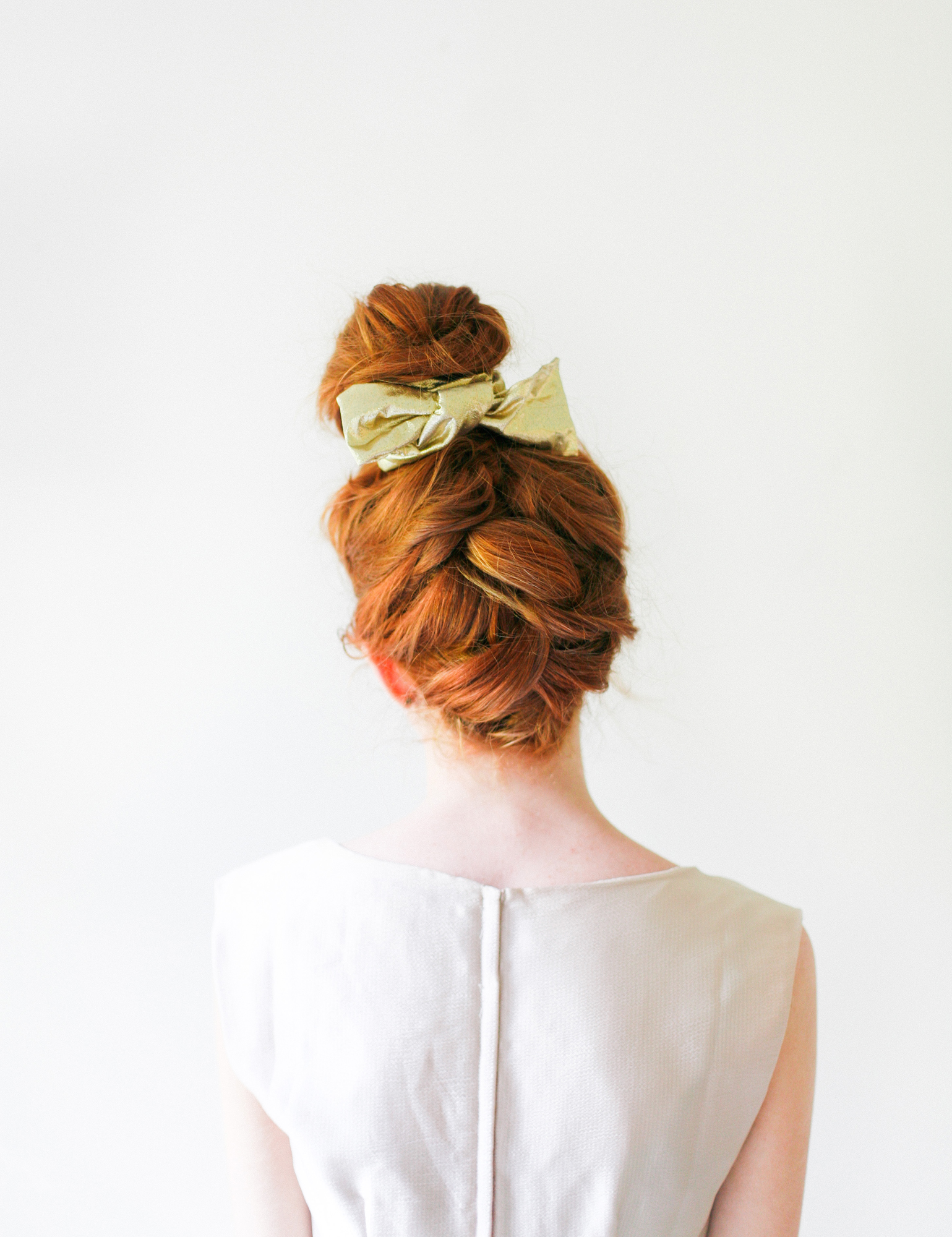 6 Easy Topknots For Any Occasion Real Simple