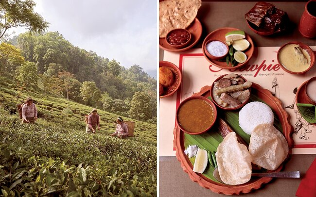 Scenes from East India