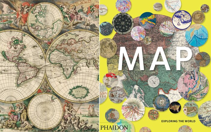 Talking cartography with john hessler a contributing editor for map phaidons map books gumiabroncs Images
