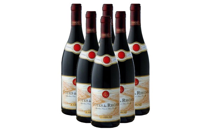 Titans Of Rhone French Wine