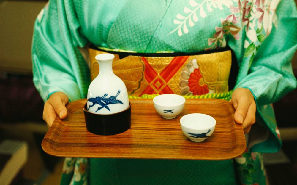 How To Order Sake Travel Leisure