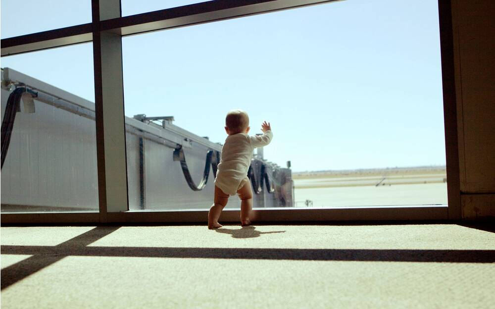 How To Get Your Baby A Passport Travel Leisure
