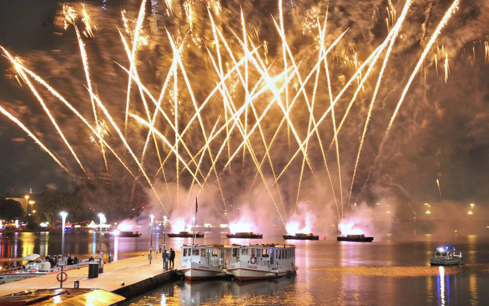 Free Things to do in Hamburg for New Year\'s | Travel + Leisure