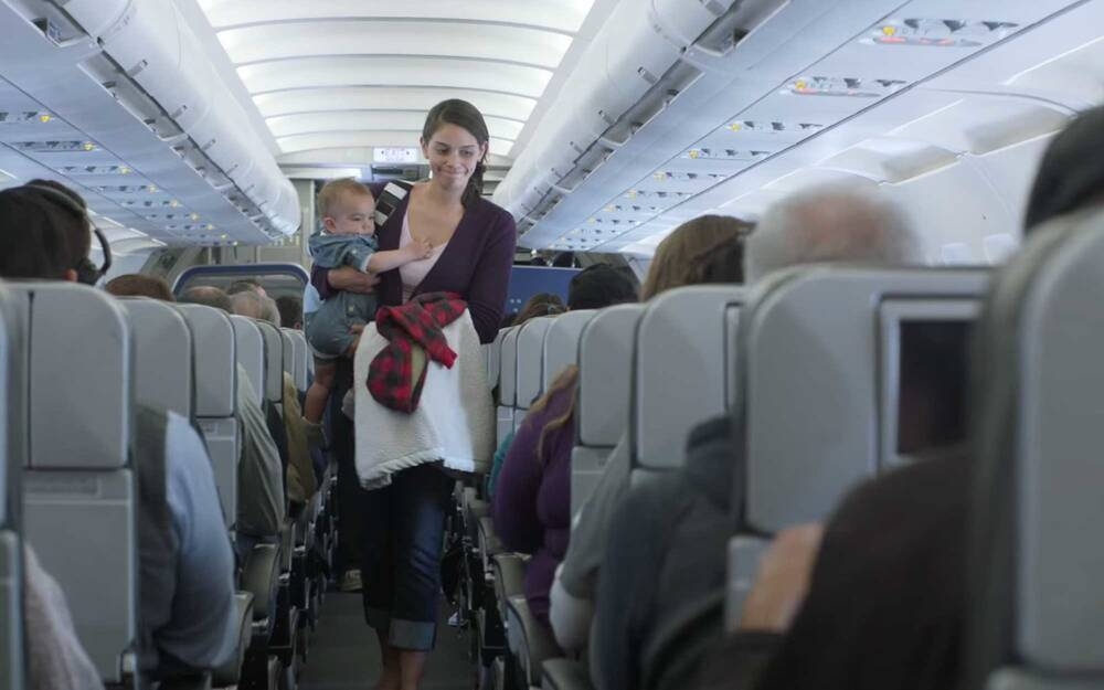 JetBlue Rewarded Passengers Every Time A Baby Cried Onboard