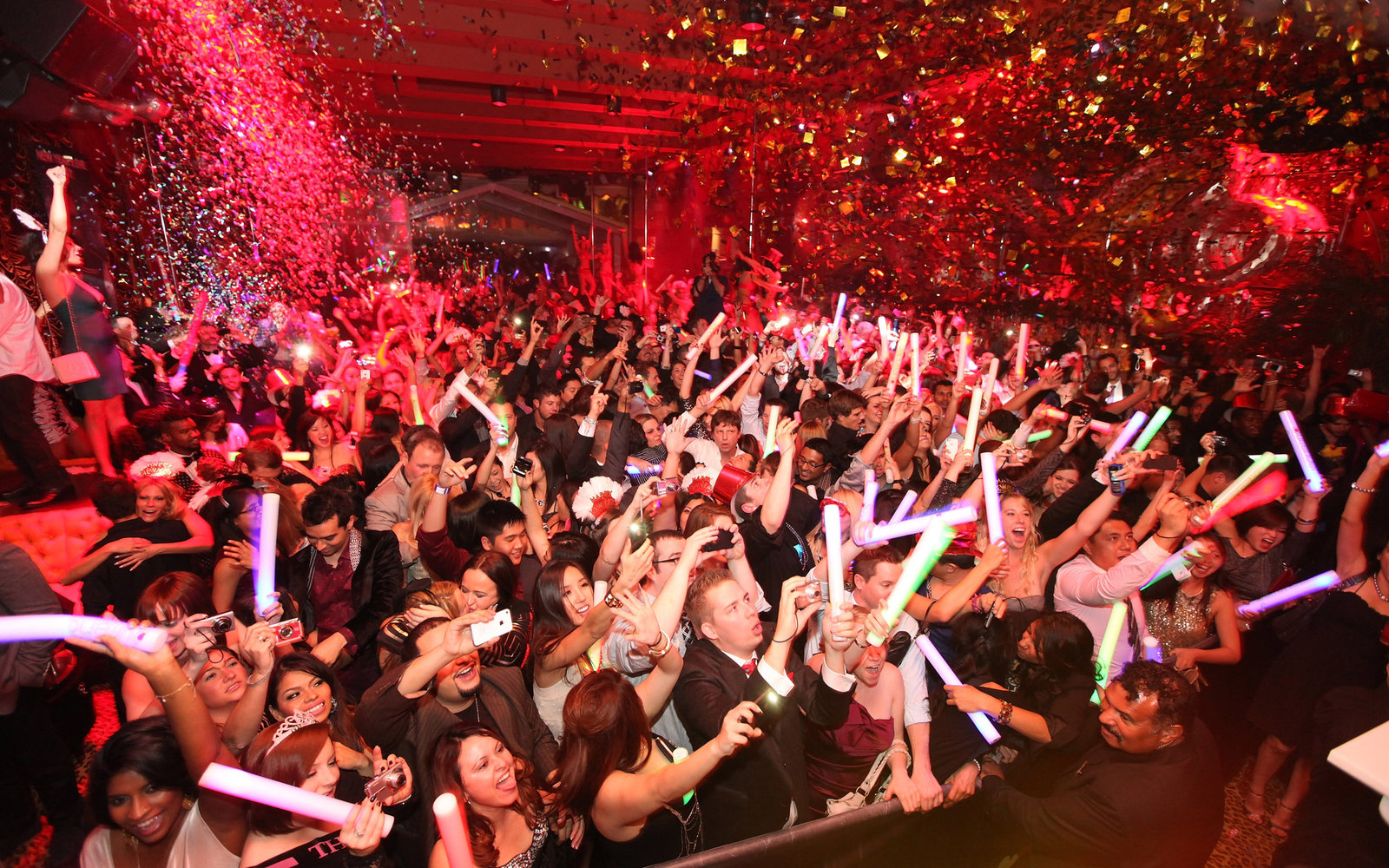 Las Vegas Nevada New Year's Eve