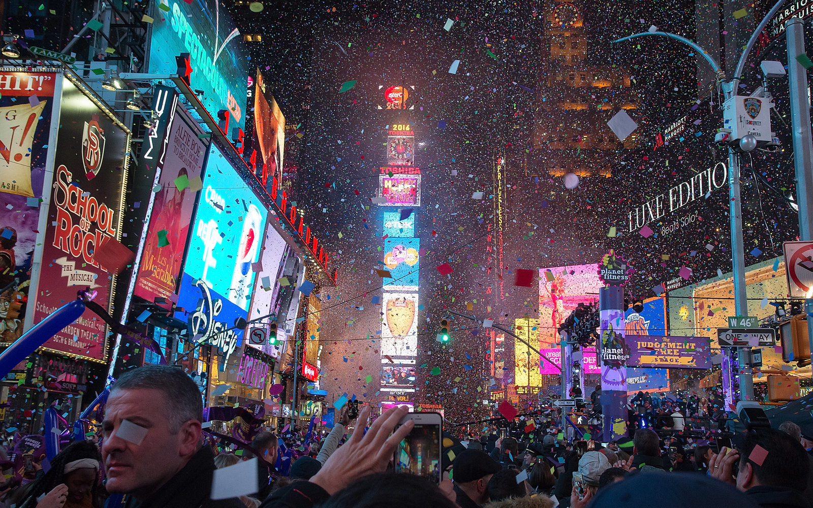New York City, New York