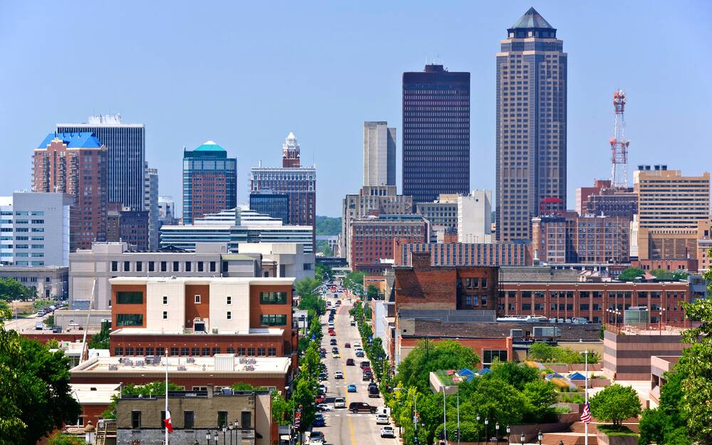 How To Have The Perfect Three Day Weekend In Des Moines