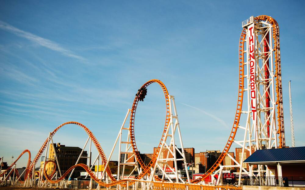 the surprising health benefit of riding roller coasters travel