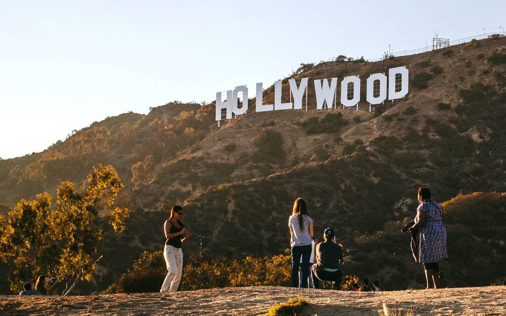 secrets of the hollywood sign travel leisure