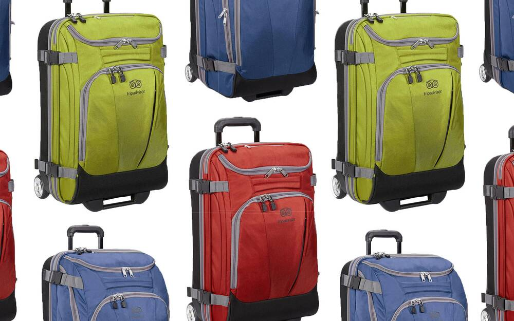 Tripadvisor And Ebags What They Re Most Frustrated By With Their Luggage