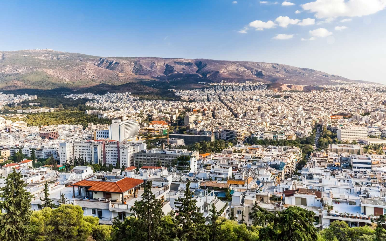 Marriott To Open A New Hotel In Athens In 2018 Travel Leisure