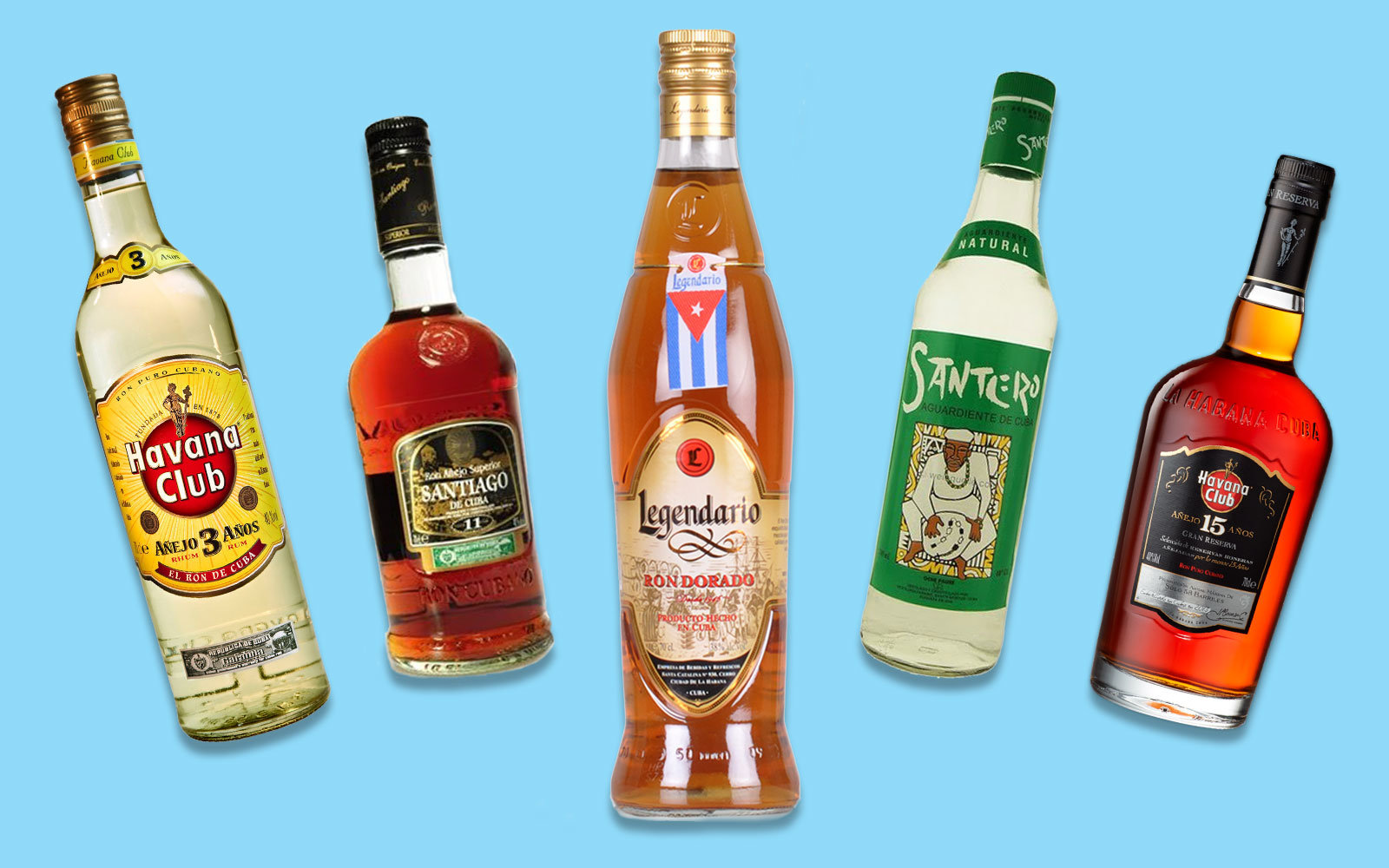 Cuban Rums To Bring Home With You Travel Leisure