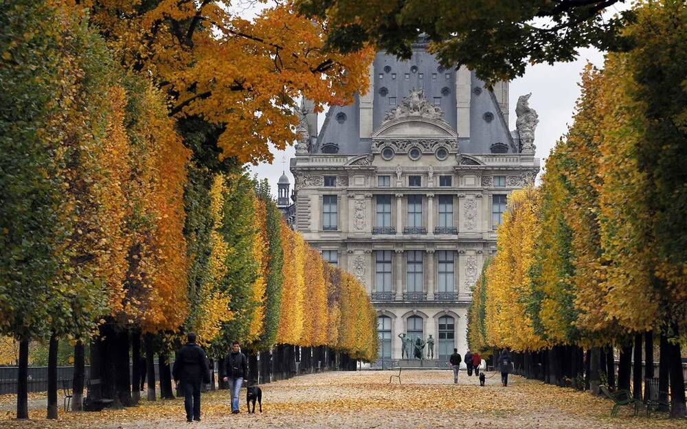 november is the best time to travel to paris travel leisure