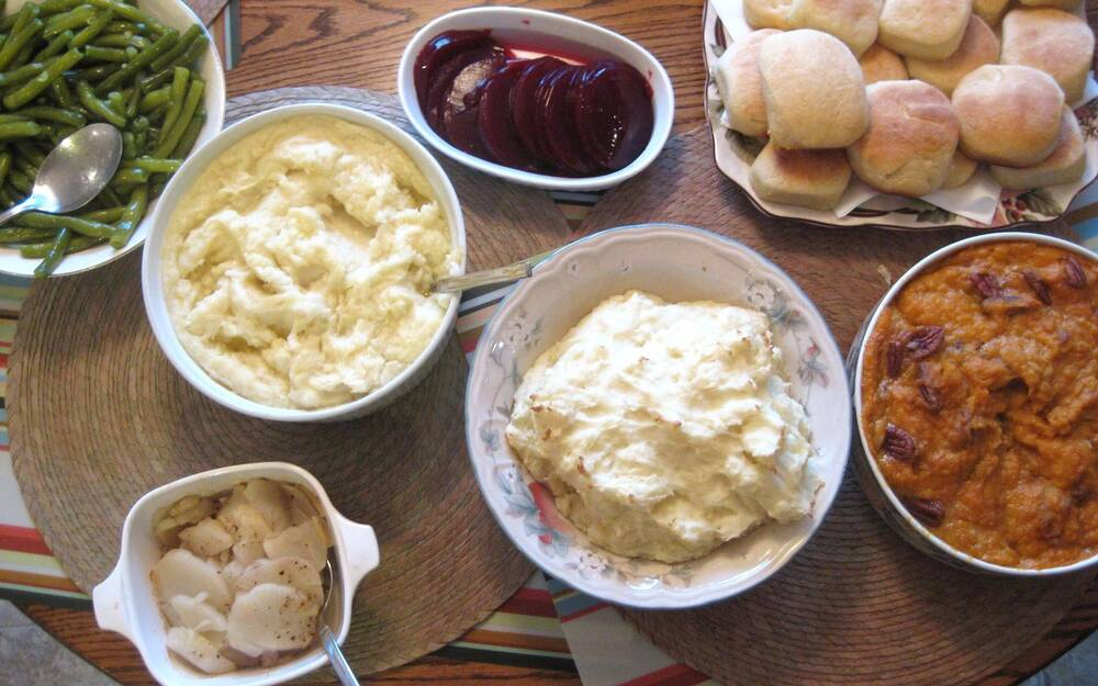 Thanksgiving Foods You Can And Cannot Bring Through Airport Security