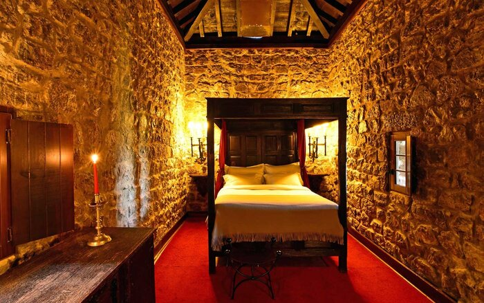 What Its Like To Spend A Night In Medieval Castle