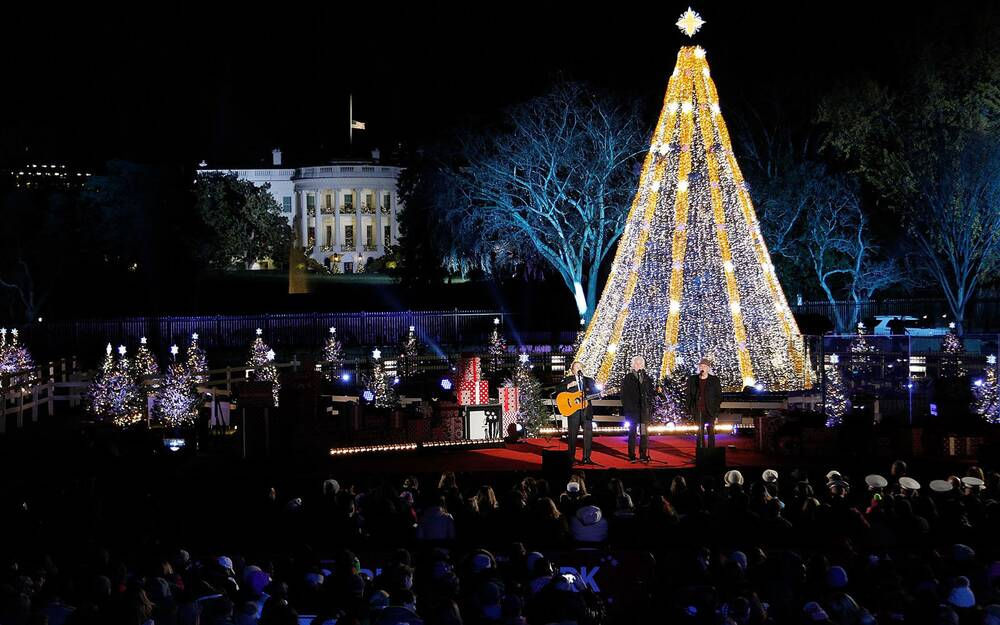 How to Watch the National Christmas Tree Lighting at the White House ...