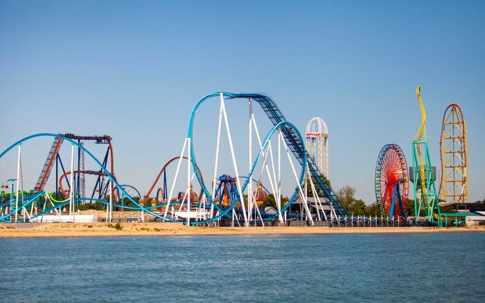 Every New Ride Coming to Amut Parks in 2017 | Travel + Leisure