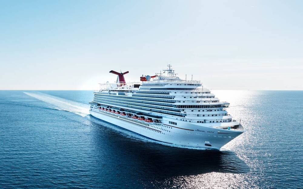 five things to know about carnival cruise line s vista cruise ship