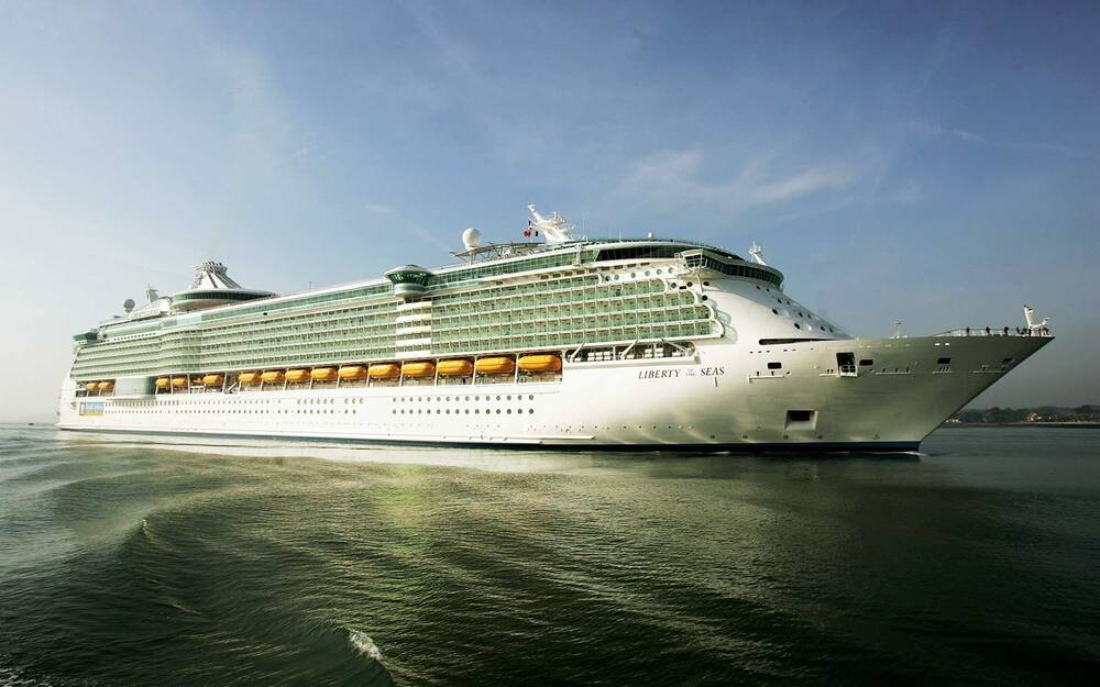 five things to know about royal caribbean international s liberty of