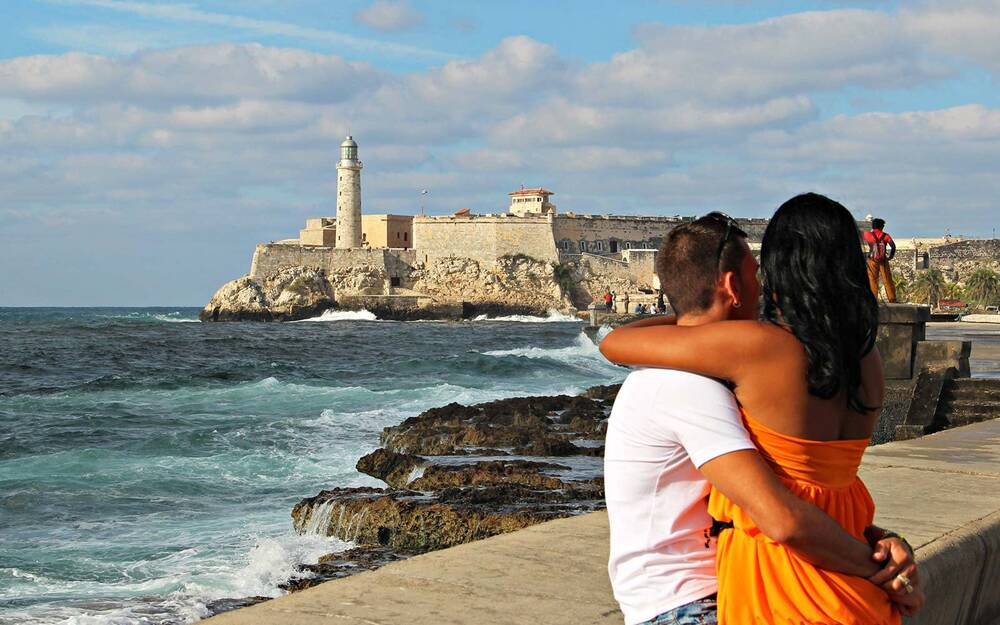 cuba was a top international destination for valentine s day this