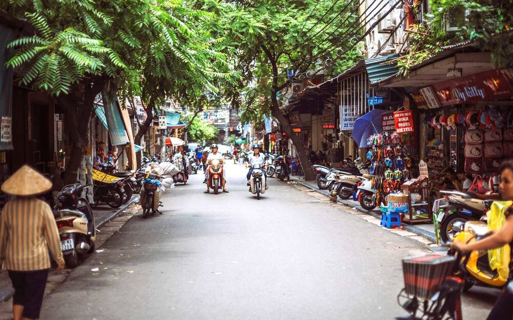 How to Decorate Your Home Like Hanoi, Vietnam | Travel + Leisure