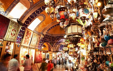 Istanbul Inspired Interior Dcor And Design Ideas Travel Leisure