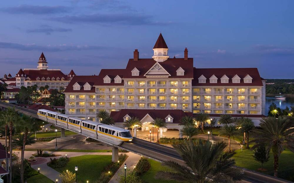 The Very Best Hotel Rooms At Walt Disney World