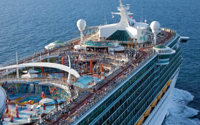 Five Things To Know About Royal Caribbean Internationals Freedom Of The Seas Cruise Ship