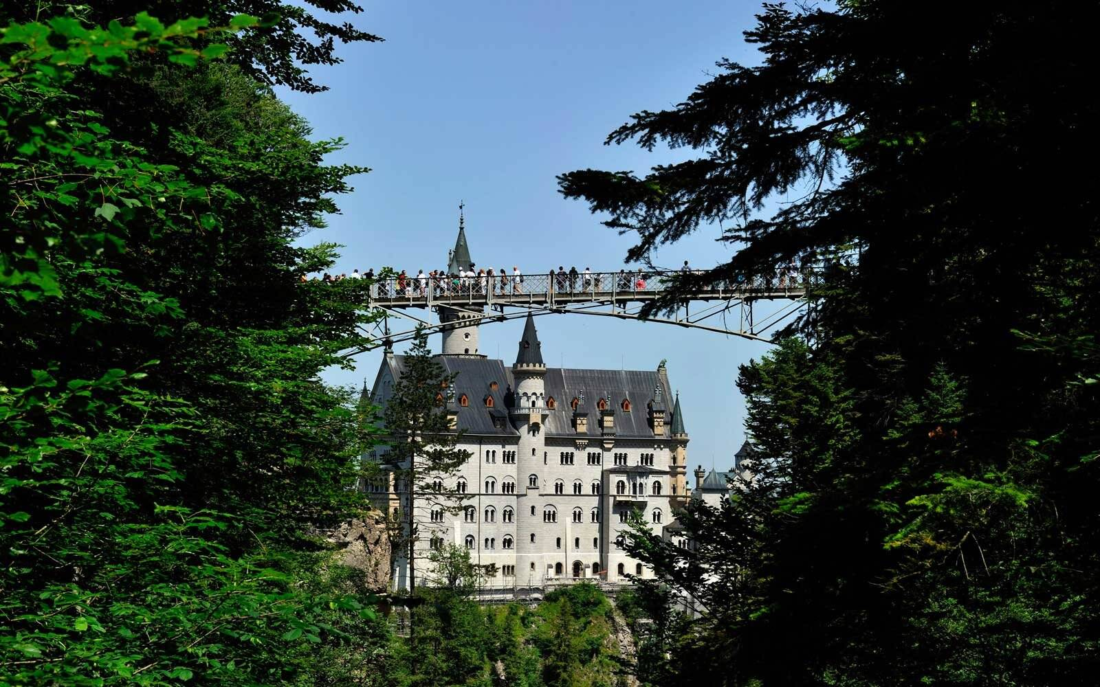Neuschwanstein Castle Bridge