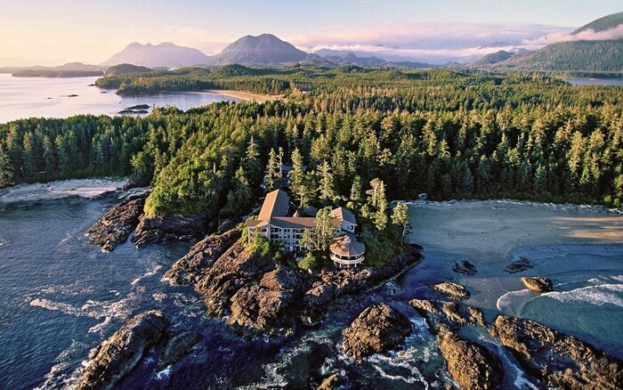 Wickaninnish Inn Canada