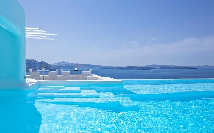 The Best Resort Hotels In Greece Canaves Oia