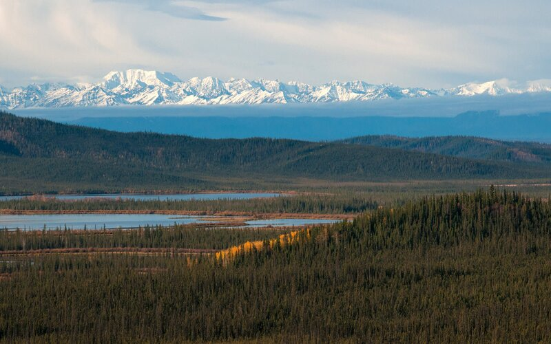 Tetlin National Wildlife Refuge, Alaska