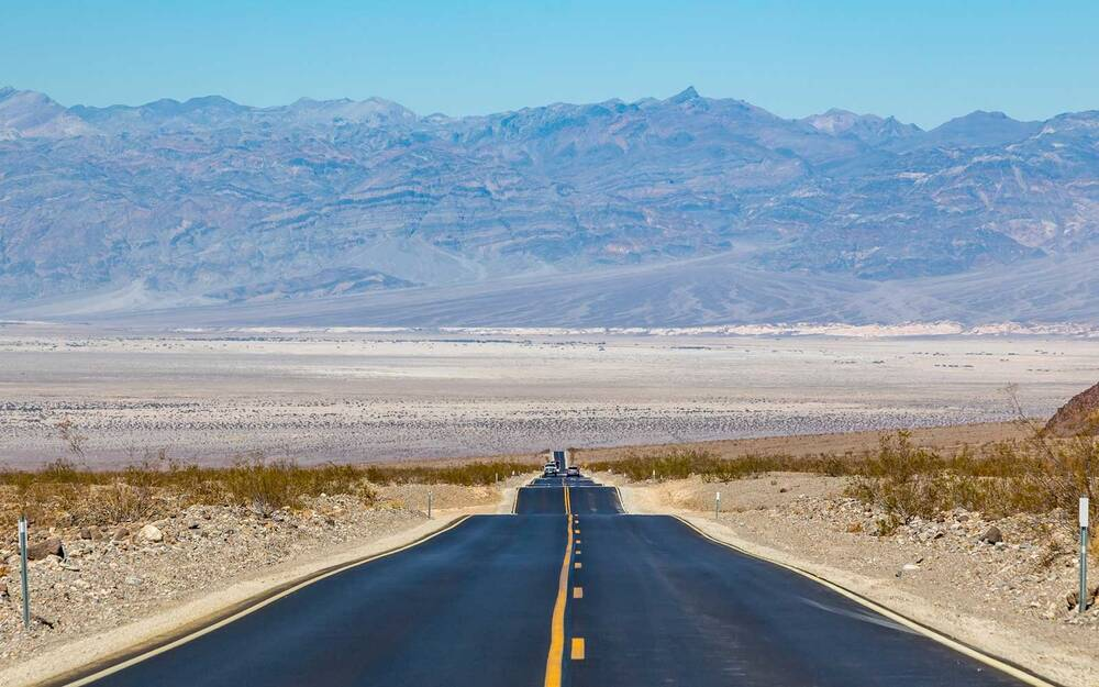 death valley s summer visitors come for the heat travel leisure