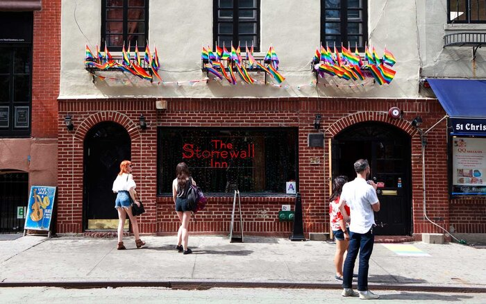 Lesbian & Gay Bars and Events - Time Out New York