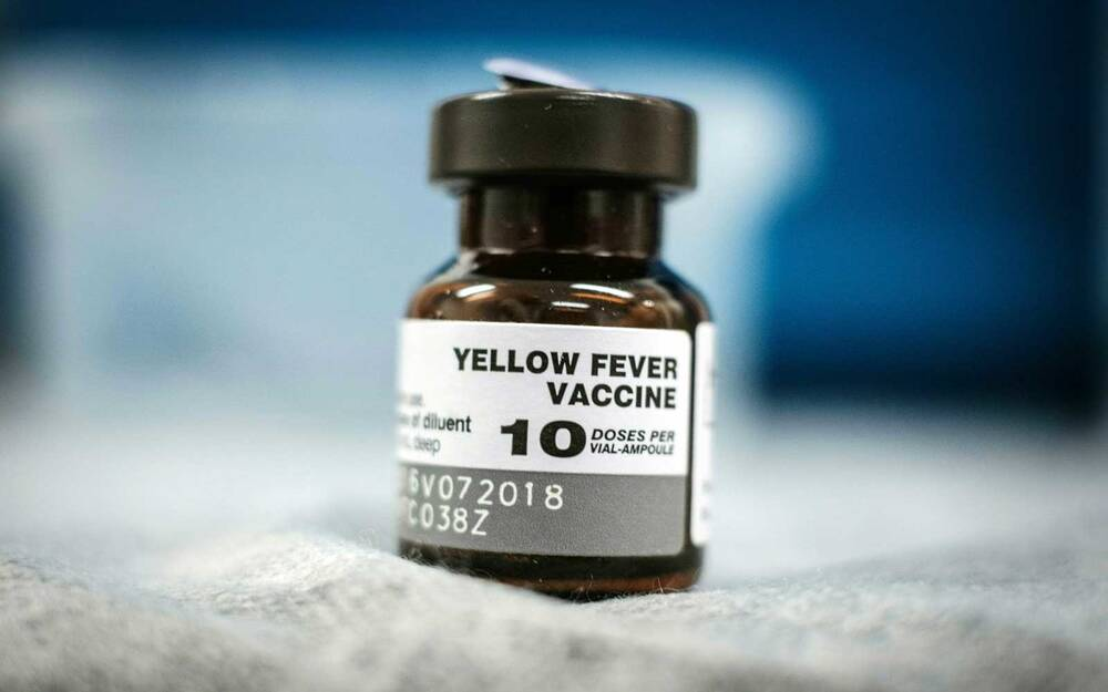 A Guide To Getting The Yellow Fever Vaccine Travel Leisure