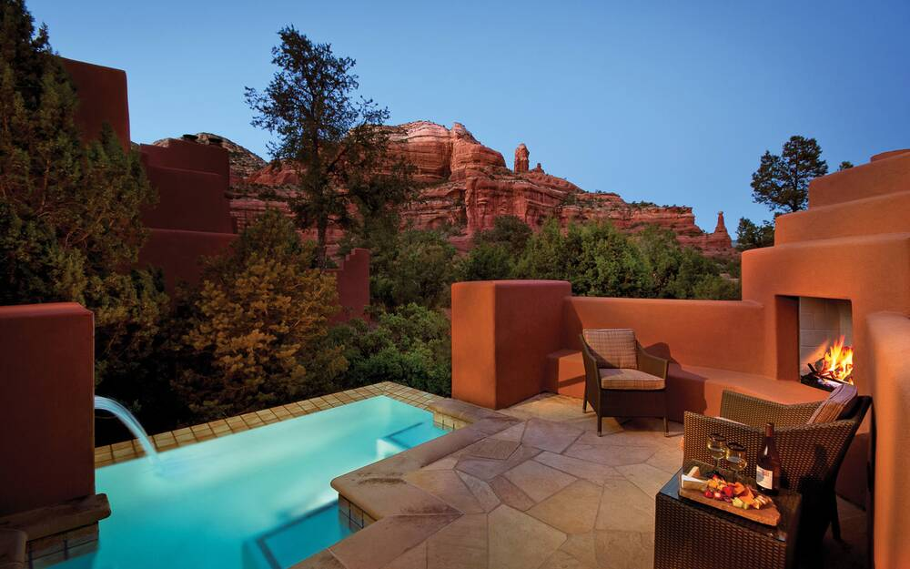 the best sedona resorts for travelers visiting the famous red rocks