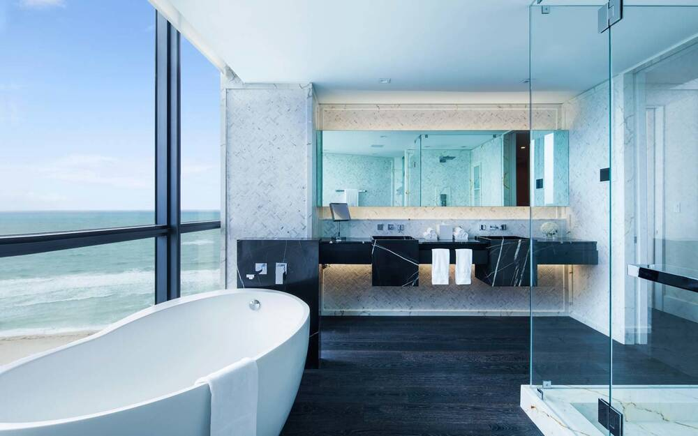 20 Hotel Bathrooms That Will Have You Spending Vacation in the Tub ...